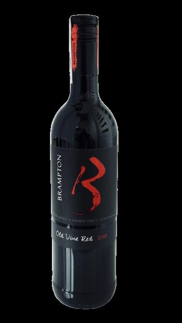 butelka brampton old vine red