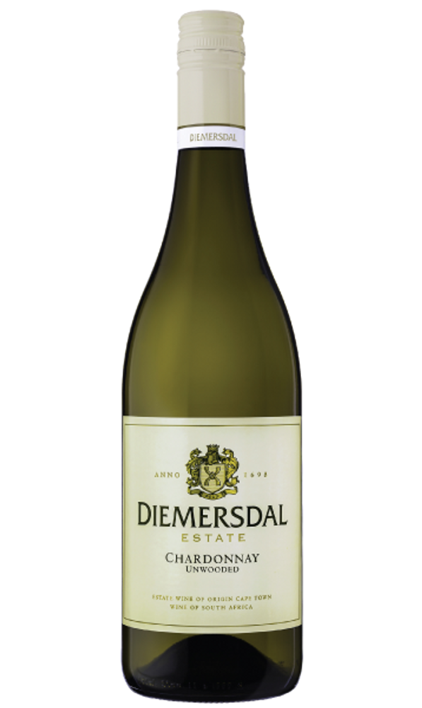 diemersdal unowooded chardonnay 2020